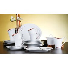 Top Life Aruba 20 Piece Coffee Set