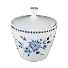 Doris Bavarian Blue Sugar Bowl