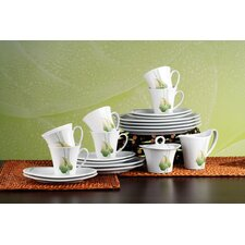 Top Life Hyde Park 20 Piece Coffee Set