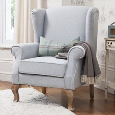 Lenora Wing Back Armchair