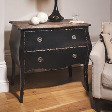 Tremoy 2 Drawer Chest