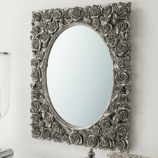 Roses Wall Mirror (Set of 2)