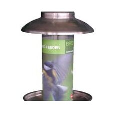 Nut Feeder in Brushed Stainless Steel