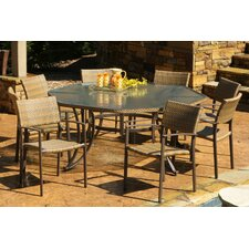 <strong>Tortuga Outdoor</strong> Maracay 9 Piece Dining Set