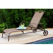 <strong>Tortuga Outdoor</strong> Stonewick Chaise Lounge