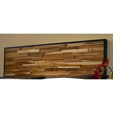 <strong>Padmas Plantation</strong> Reclaimed Wood Panel Headboard