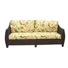 Outdoor Bay Harbor Sofa with Cushions