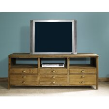 "Salvaged Wood 68"" TV Stand"