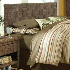 <strong>Padmas Plantation</strong> Plaid Low Panel Headboard