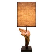 "Natura 17.16"" H Organic Table Lamp"