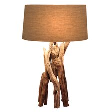 "Natura 21.84"" H Branches Table Lamp"