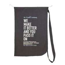 Laundry Woven Bag