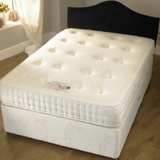 <strong>Interiors 2 Suit</strong> Memory Foam Pocket Sprung 1000 Mattress