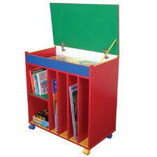 Primary Coloured Mobile Storytime Centre