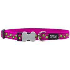 Stars Patterned Dog Collar