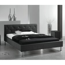 Roma Panel Double Bed Frame
