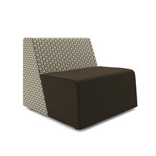 <strong>Steelcase</strong> Campfire Multi-Fabric Half Lounge