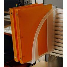 Details® Slatwall Binder Holder