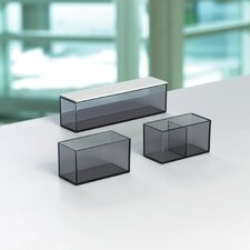 <strong>Steelcase</strong> Details Soto Storage Boxes (Set of 3)