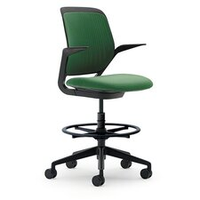 <strong>Steelcase</strong> Cobi Height Adjustable Drating Stool