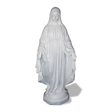 ResinStone Our Lady of Grace Indoor Statue