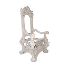 ResinStone Throne Chair