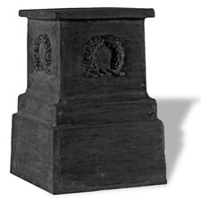 <strong>Amedeo Design</strong> Laurel Square Leaf Pedestal