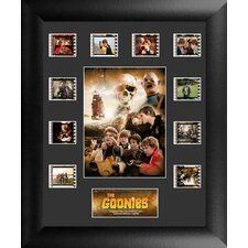 The Goonies Mini Montage FilmCell Presentation Framed Memorabilia