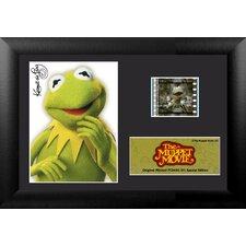 Muppet Movie Mini FilmCell Presentation Framed Memorabilia