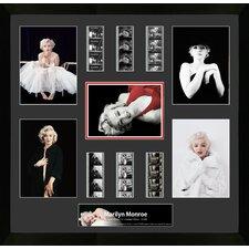 Marilyn Monroe MGC Montage FilmCell Presentation Framed Memorabilia