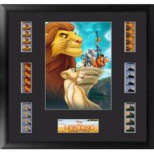 Lion King Montage FilmCell Presentation Framed Memorabilia