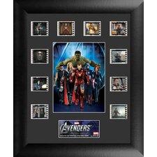 Avengers Mini Montage FilmCell Presentation Framed Memorabilia