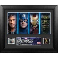 Avengers Single FilmCell Presentation Framed Memorabilia