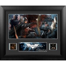 Batman The Dark Knight Rises Single FilmCell Presentation Framed Memorabilia