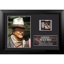 John Wayne DSJWE Mini FilmCell Presentation Framed Memorabilia