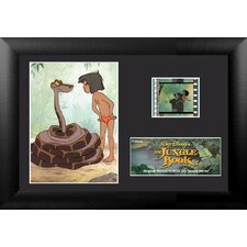Jungle Book Mini FilmCell Presentation Framed Memorabilia