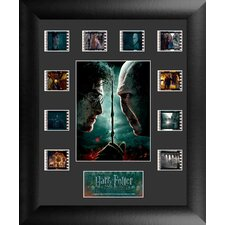 Harry Potter 7 Part 2 Mini Montage FilmCell Presentation Framed Memorabilia