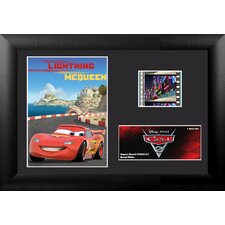 Cars 2 Mini FilmCell Presentation Framed Memorabilia