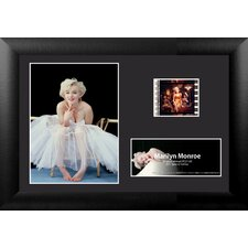Marilyn Monroe MGC Mini FilmCell Presentation 2 Framed Memorabilia