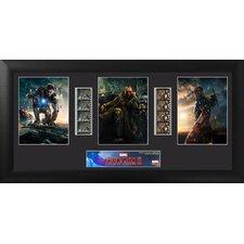 Iron Man 3 Trio FilmCell Presentation Framed Memorabilia