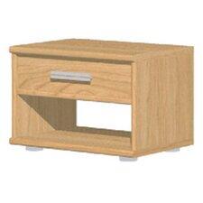 Madison 1 Drawer Bedside Table