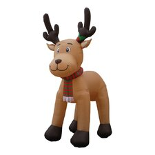 15 ft. Reindeer Decoration