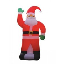 Christmas Inflatable Huge Santa Claus Decoration