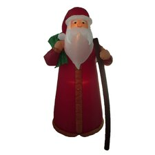 Christmas Inflatable Father Decoration