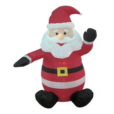 Christmas Inflatable Santa Claus Decoration