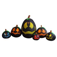 <strong>BZB Goods</strong> Halloween Inflatable Pumpkins
