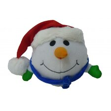 Singing Snowman Musical Plush Toy with Motion