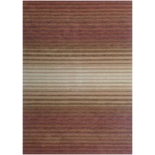 Mantra Rust Ombre Rug