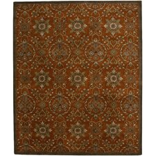 Soho Broome Pumpkin Rug