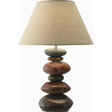 Septarian Table Lamp